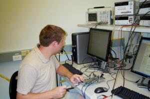 2010 Student working on project in JBEB111